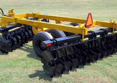 F42 Wheel Offset Harrow