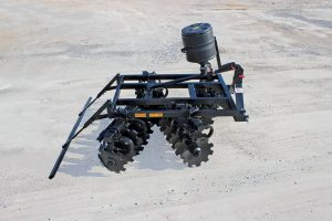 The LTF is available is small and large frame sizes, offering options for 32 to 100 HP tractors.