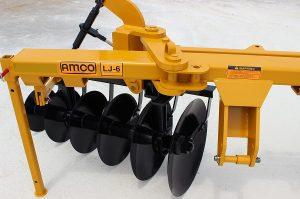 Levee-plow-multipliable-blades