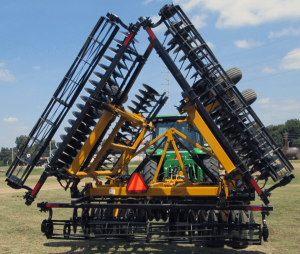 Vertical Tillage Tool