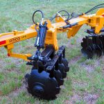 Levee Plow