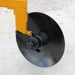 Water Furrow Plow blade