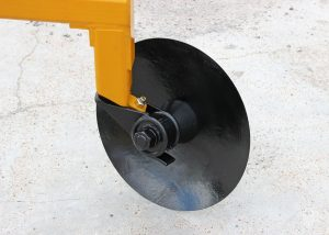 Water Furrow Plow blade