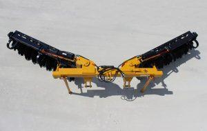 Terracing Plow