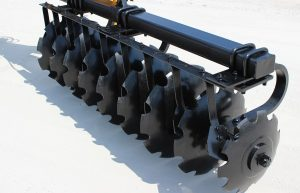 Terracing Plow blades