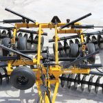 F15 Double Offset Tandem Disc Harrow wings