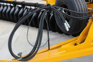 F15 Double Offset Tandem Disc Harrow hydraulic hoses