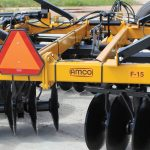 F15 Double Offset Tandem Disc Harrow safety kit