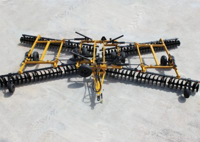 F15 Double Offset Tandem Disc Harrow
