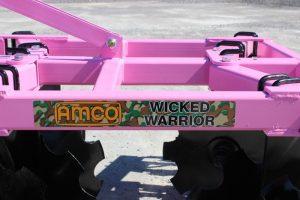 Wicked Warrior tandem utility disc