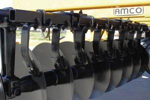 F17 large scraper system