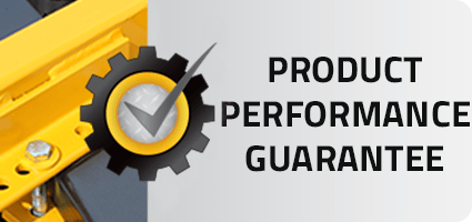 Product Performance Guarantee