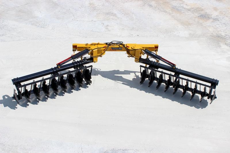 Terracing-plow